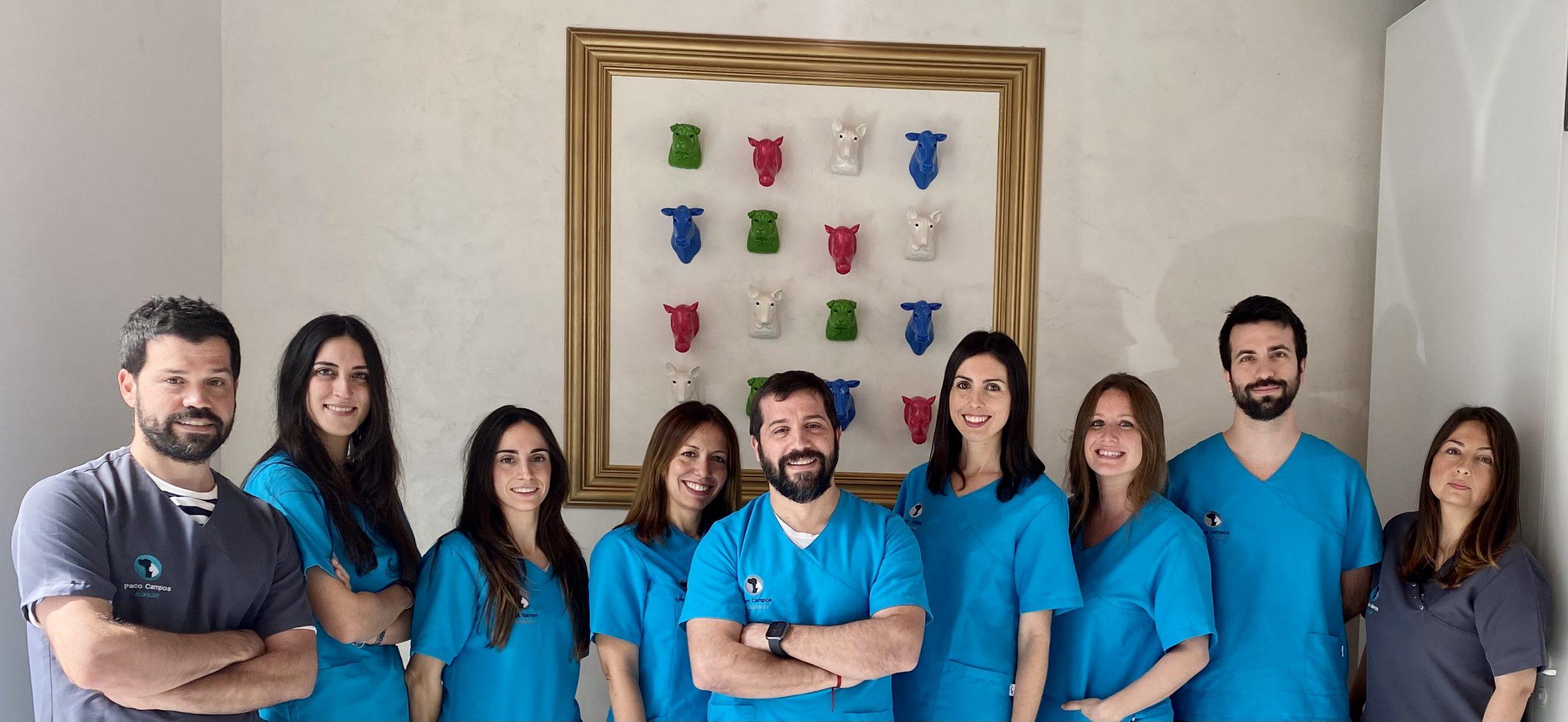 Equipo Veterinaris Les Alfabegues